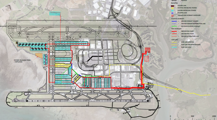 Auckland JUHI might move to the golf course site